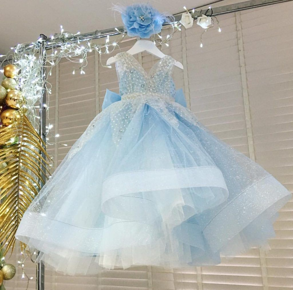 Frozen Couture Princess Dress Let Your Bambini Transform Into The Ultimate Disney Ice