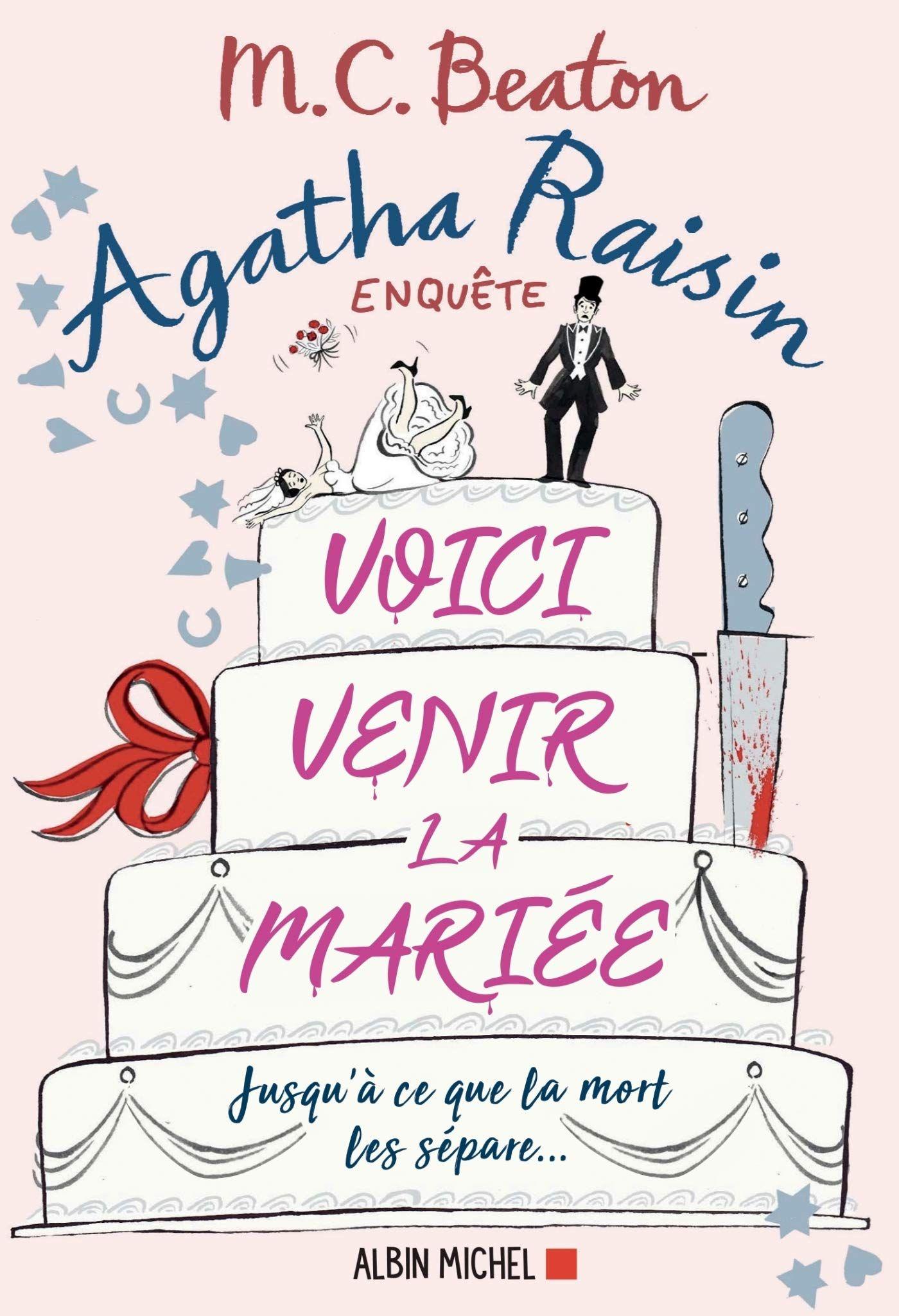 Agatha Raisin 20 Voici Venir La Mariee In 2020 Agatha Raisin La Mariee Agatha