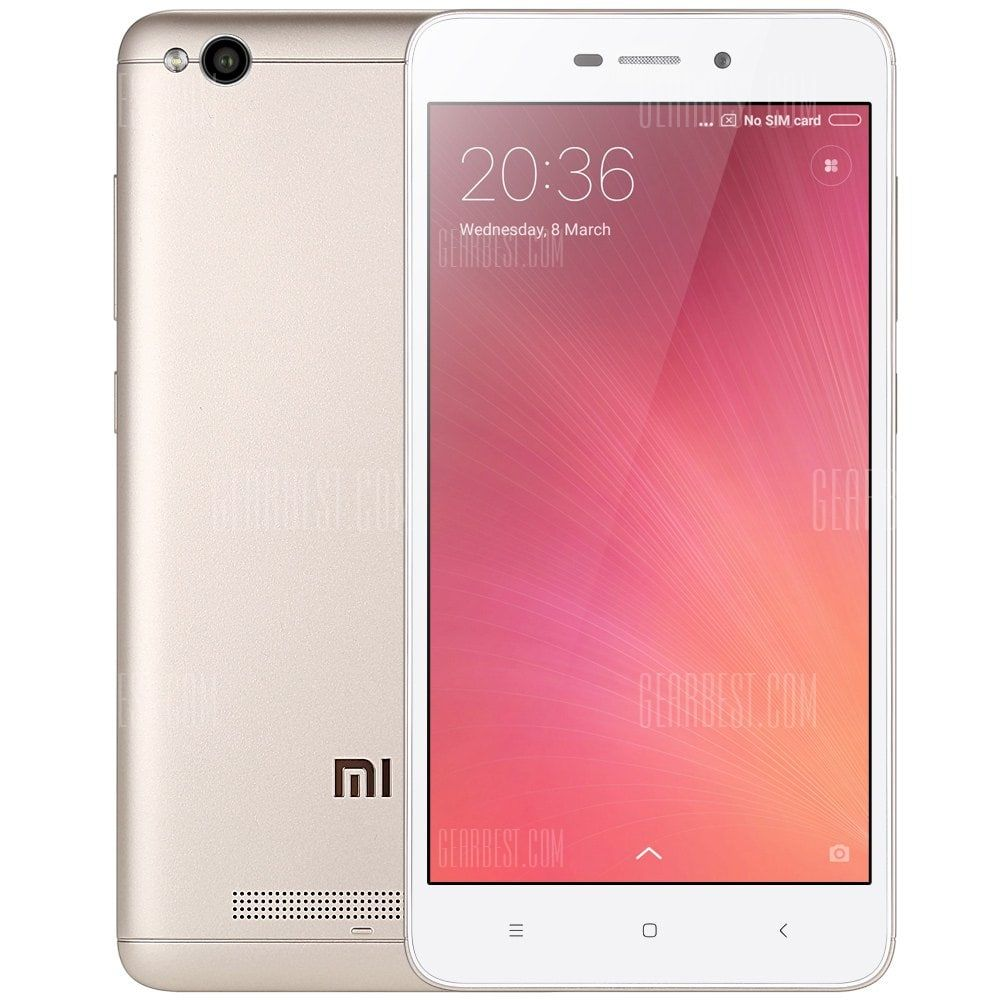 Xiaomi Redmi 4a Golden Uk Plug Cell Phones Sale Price Reviews