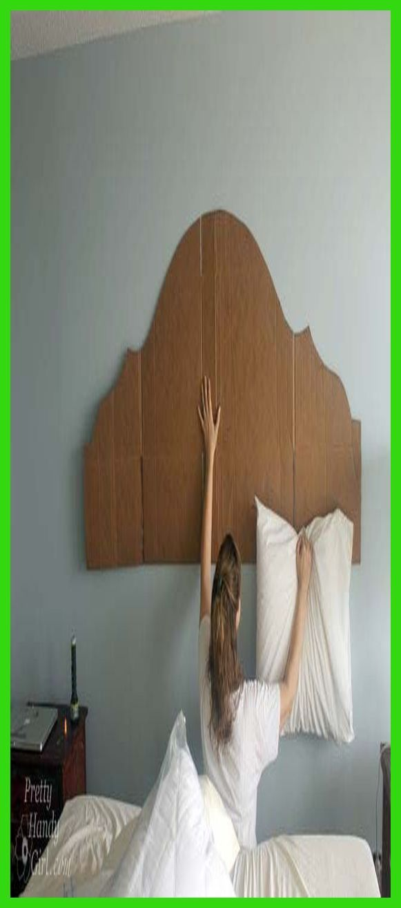 Diy Wood Headboard Rustic >> How to Create a Rustic Wood ...