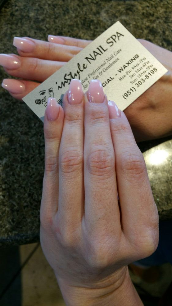 Photos for InStyle Nail Spa - Yelp | Double Team + Dynamicpunch ...
