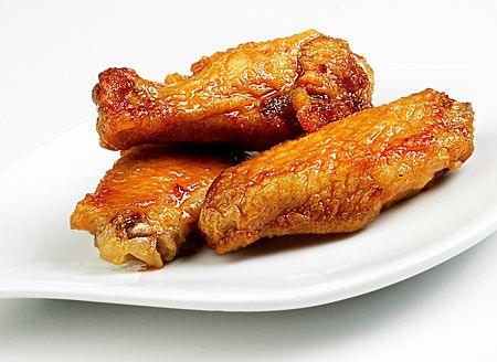 Chinese food recipes honey garlic chicken wings recipe food chinese food recipes honey garlic chicken forumfinder Images