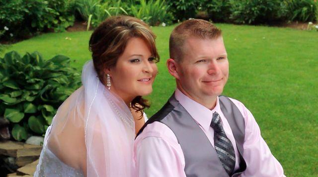 David and Amanda Tomlinson