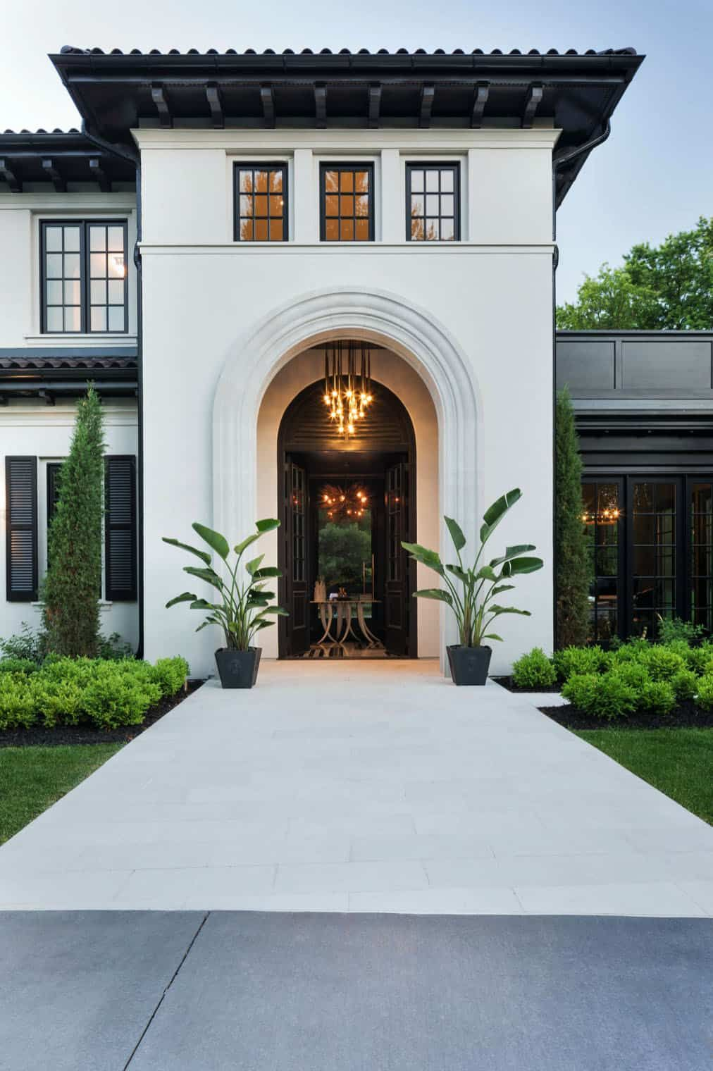 Minnesota home combines old Hollywood glamour with