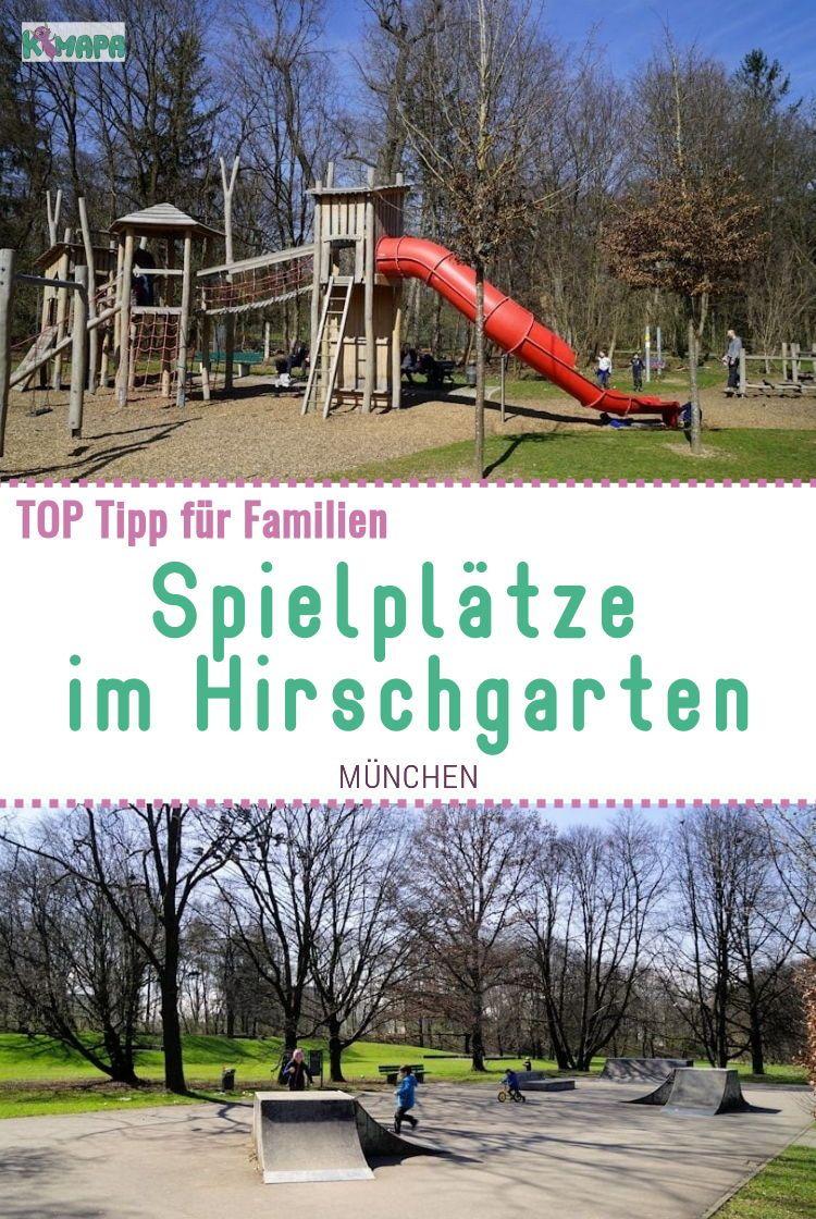 Spielplatze Im Hirschgarten Nymphenburg Kimapa Spielplatz Munchen Tipps Munchen Und Umgebung