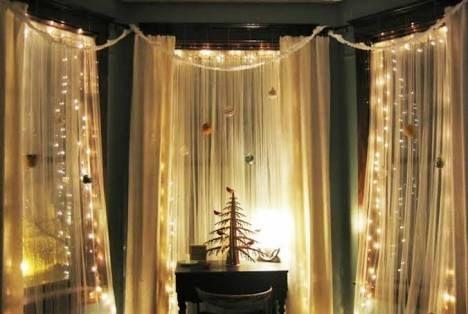 Image result for diseños para cortinas navideñas Holiday