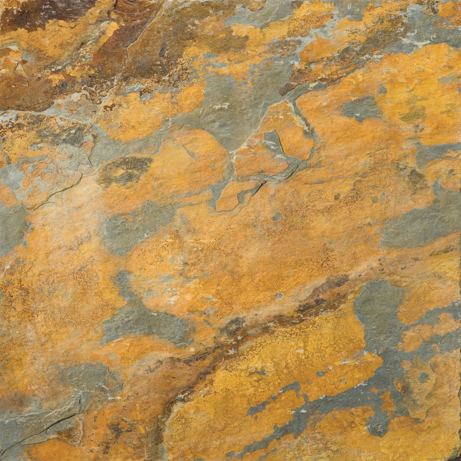 Natural stone 16 x 16 calibrated slate field tile in earth natural stone 16 x 16 calibrated slate field tile in earth wayfair dailygadgetfo Image collections