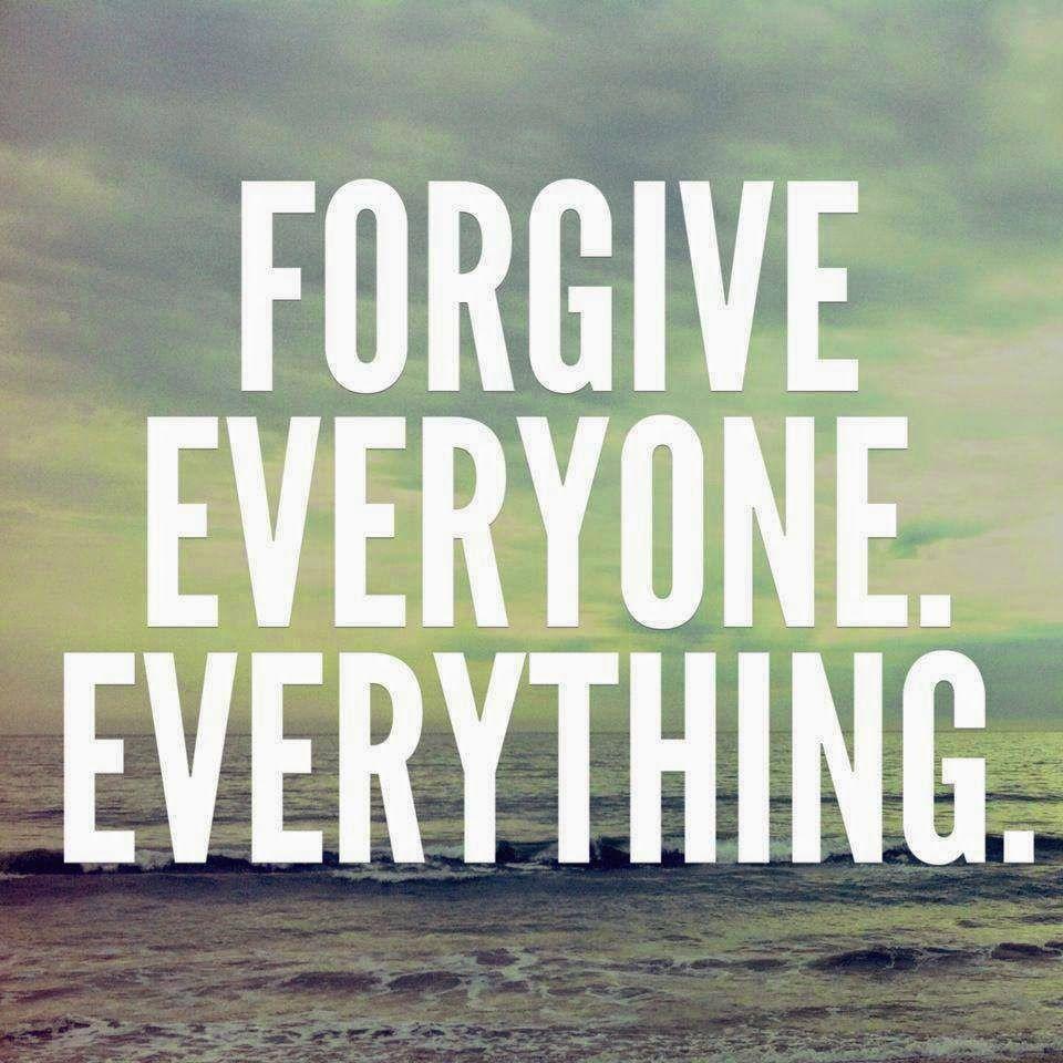 How to forgive everyone 5