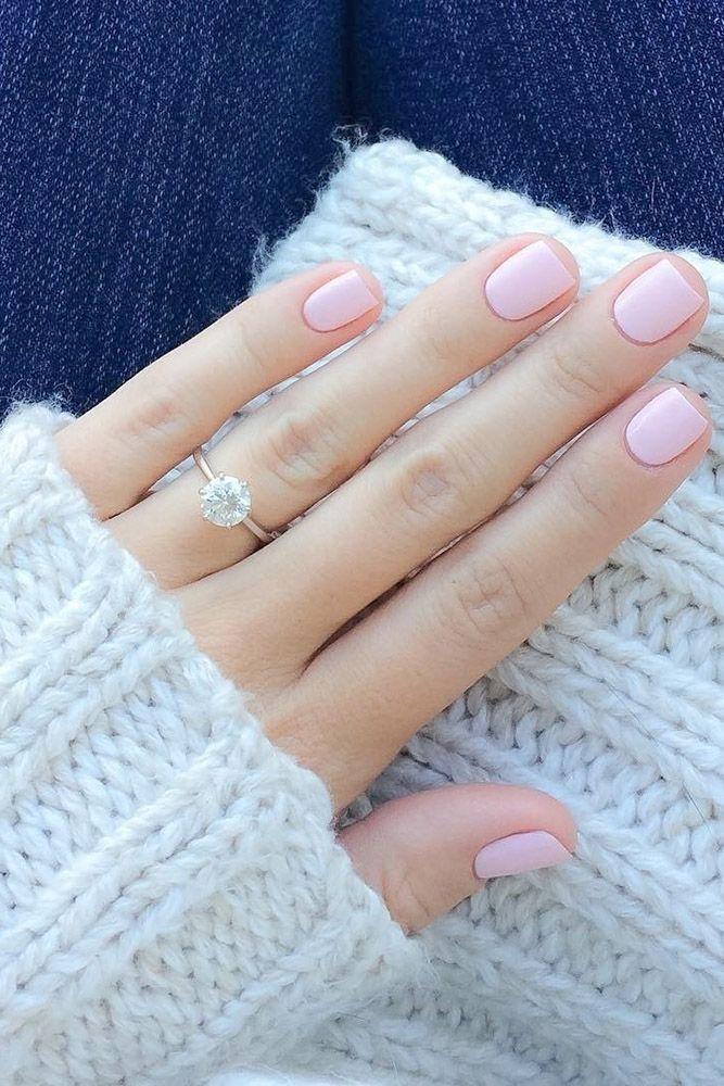 15 TOP Engagement Ring Ideas | Diseños de uñas, Manicuras y Arte de uñas