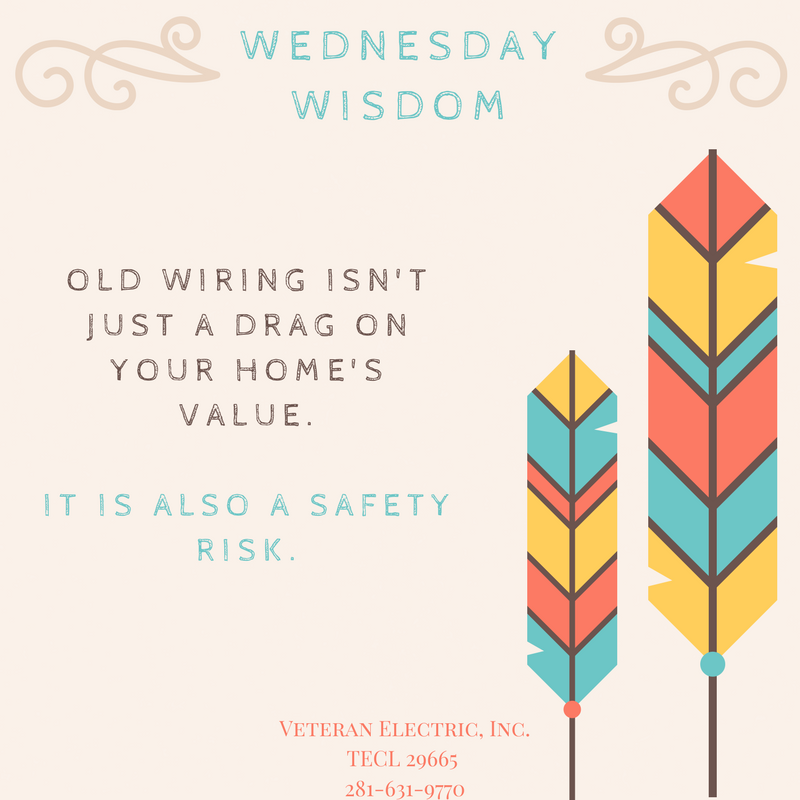 If Your Home Is 10 Yrs Old Or More Its Always Good To Call Someone In To Do A Check Up On Your Homes House Wiring Commercial Electrical Contractors Electricity