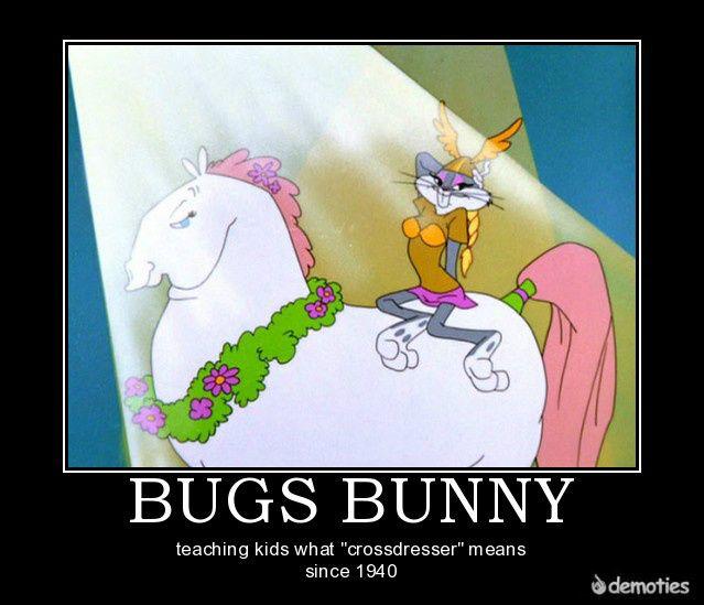 eff3a2120a8c4d9f43c1a951ce0353e3 bugs bunny, famous cross dresser funny memes pinterest,Bugs Bunny Conductor Meme