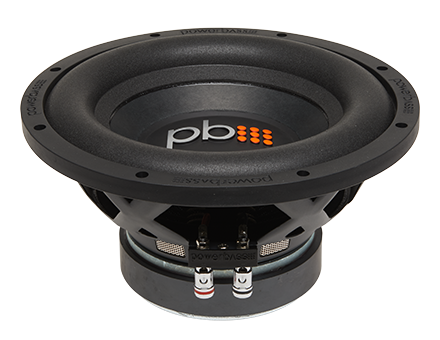 Subwoofer 10 Pulgadas PowerBass S-1004D 550 Watts