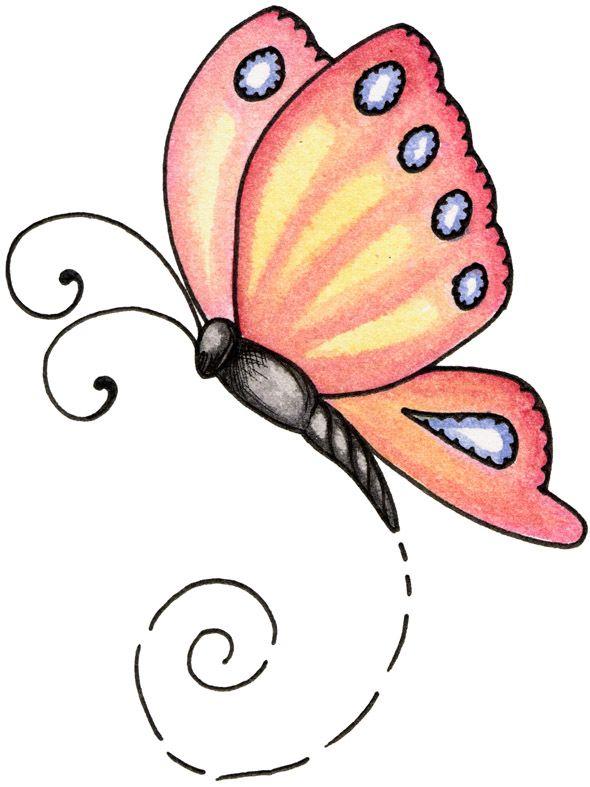 Mis Laminas Para Decoupage Dibujos De Mariposas Dibujos Arte De Mariposa