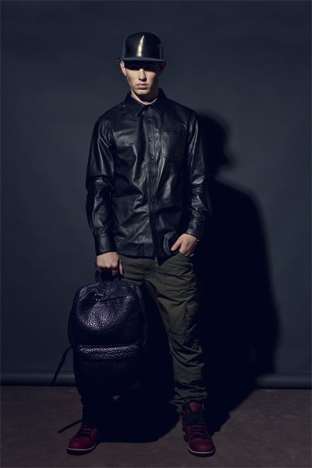 77ae5305be63 Nas Gets Into the Menswear Game with Grungy Gentleman and Makes HSTRY.  Fashion ...