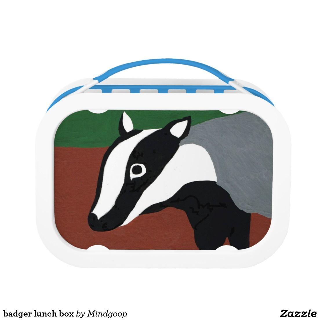 badger lunch box