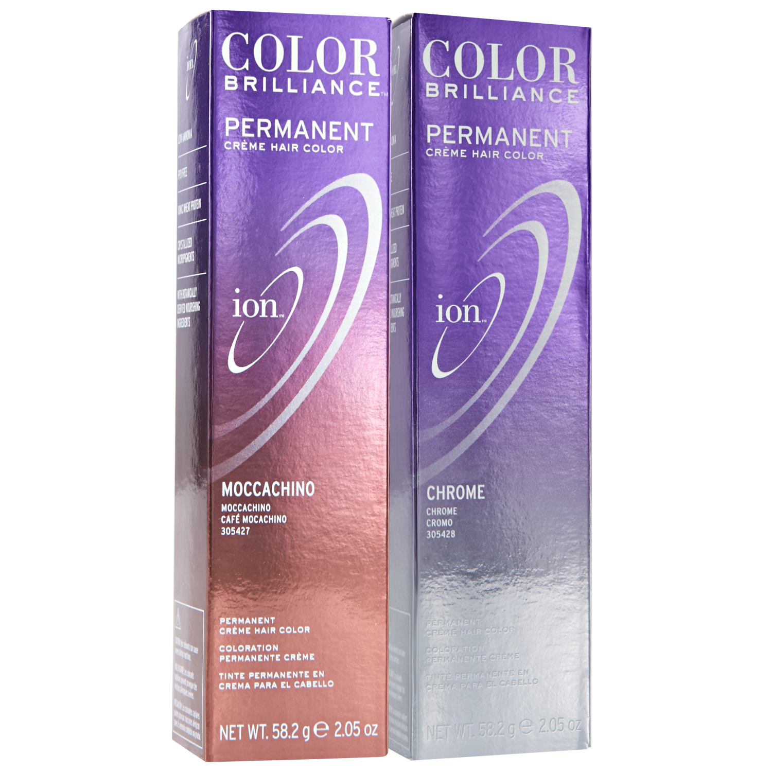 Ion Color Brilliance Permanent Creme 7va Chrome Ion At Home Mix 1 1 With Developer Color Beauty Secrets Natural Hair Styles