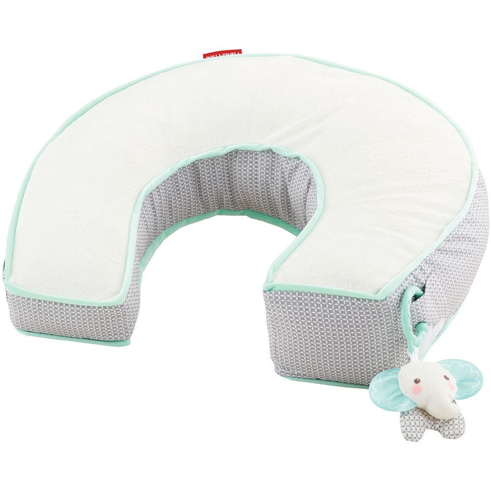 Fisher-Price Perfect Position 4-in-1 Nursing Pillow Cover, Multicolor