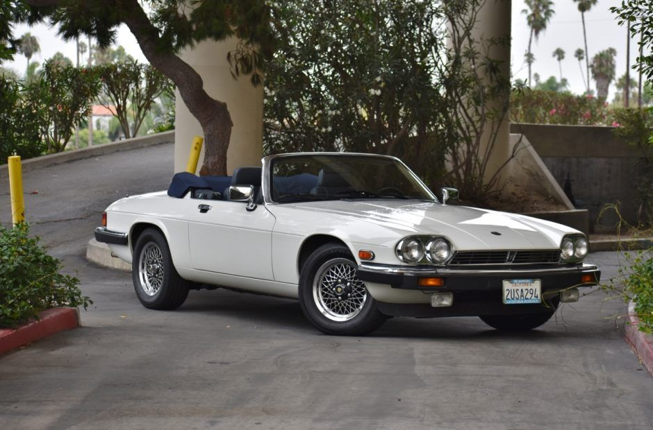 1990 Jaguar Xjs V12 Convertible Jaguar Xjs Convertible Jaguar