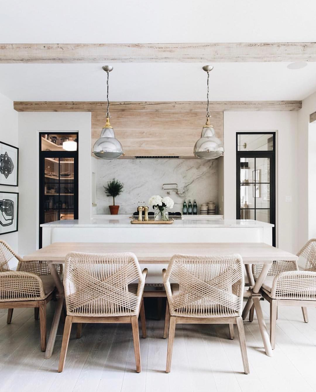 Kitchen & Dining/ Kitchen Living Combo