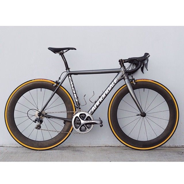 Gabe\'s custom painted CAAD10 is pretty chill! | Bicycle Paint ...