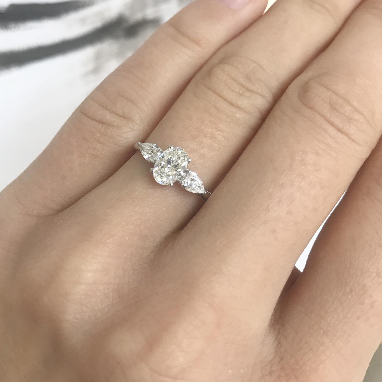 Pin On Custom Wedding Rings