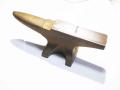 "Nice Jeweler's Steel Anvil, 6"" Long x 3"" high $125.00"
