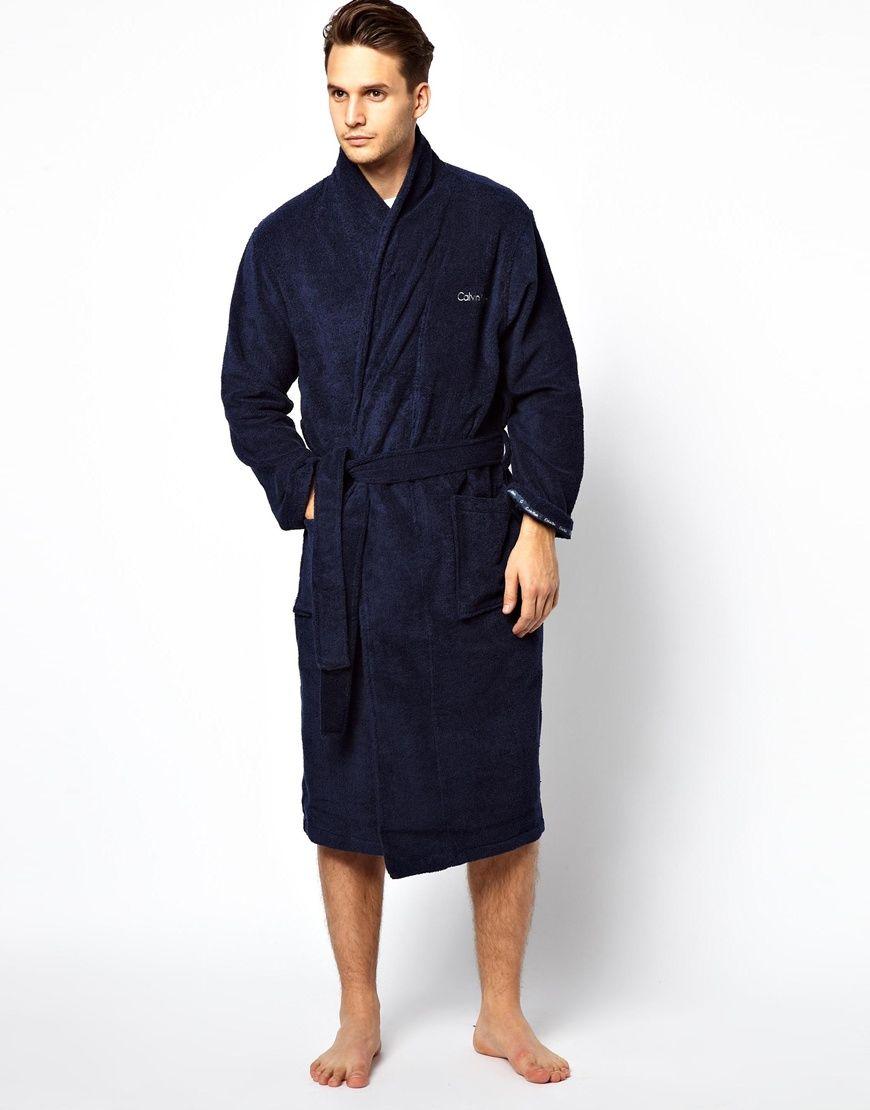 Calvin Klein Dressing Gown | Items | Pinterest