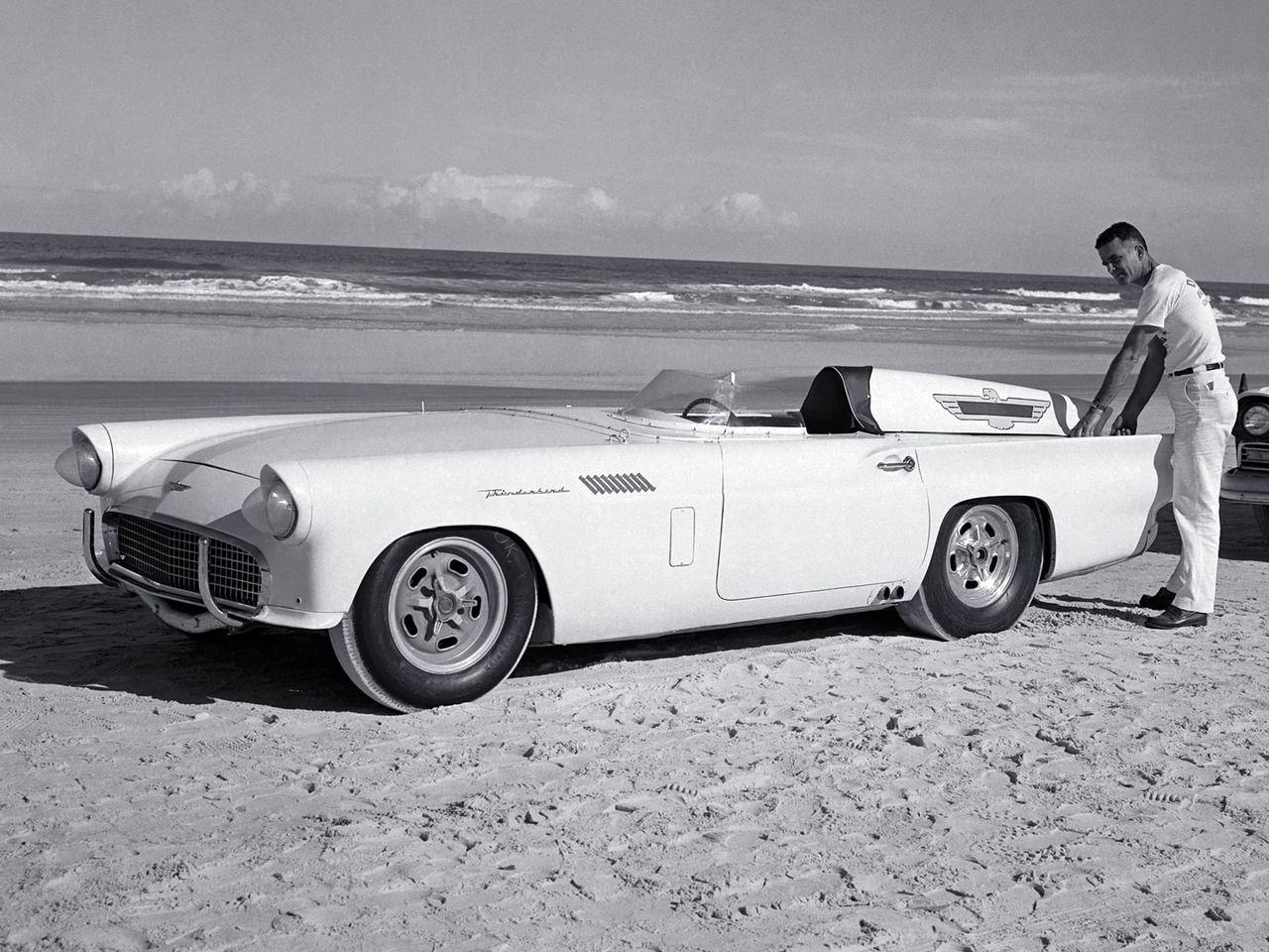1957 ford thunderbird experimental race car