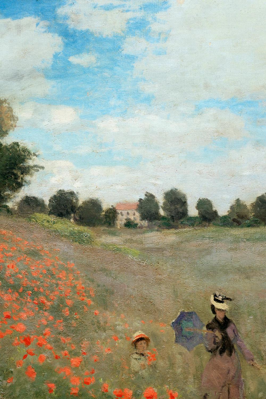 Le Musee D Orsay Compile Sur Instagram Les Plus Belles Peintures De Paysage Peinture Paysage Monet Peinture Image Peinture