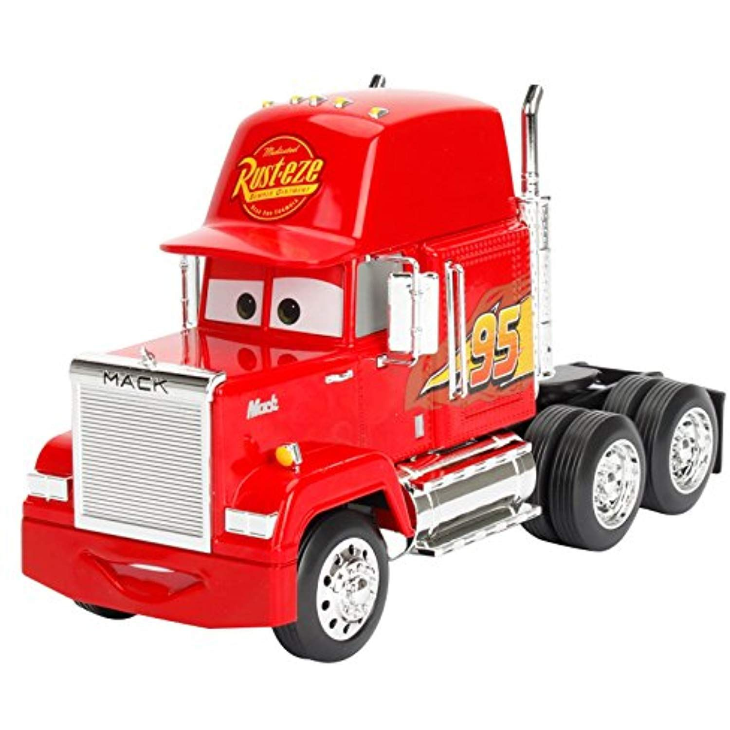 Metals Disney Pixar Cars 3 Mack Rust Eze Tractor Die Cast