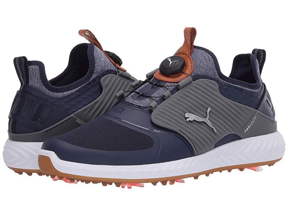 PUMA Golf Ignite PwrAdapt Caged Disc in 2021 | Best golf shoes, Mens golf  fashion, Disc golf shoes