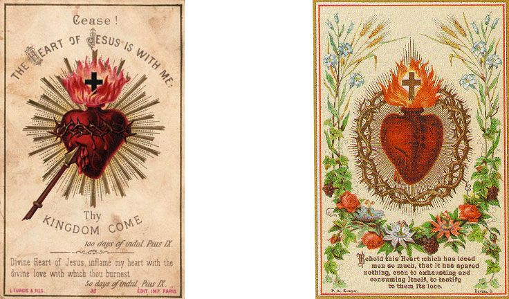 Heart And Sacred Heart History And Meaning Of The Symbol
