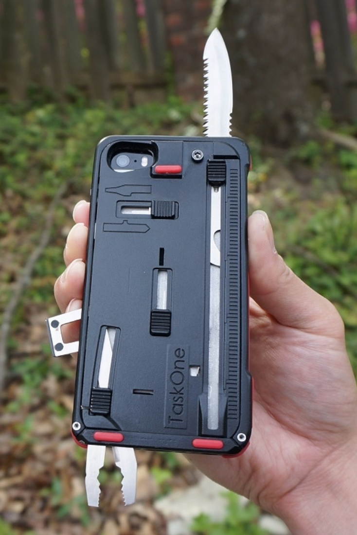 An iPhone case can do more than protect and beautify your phone