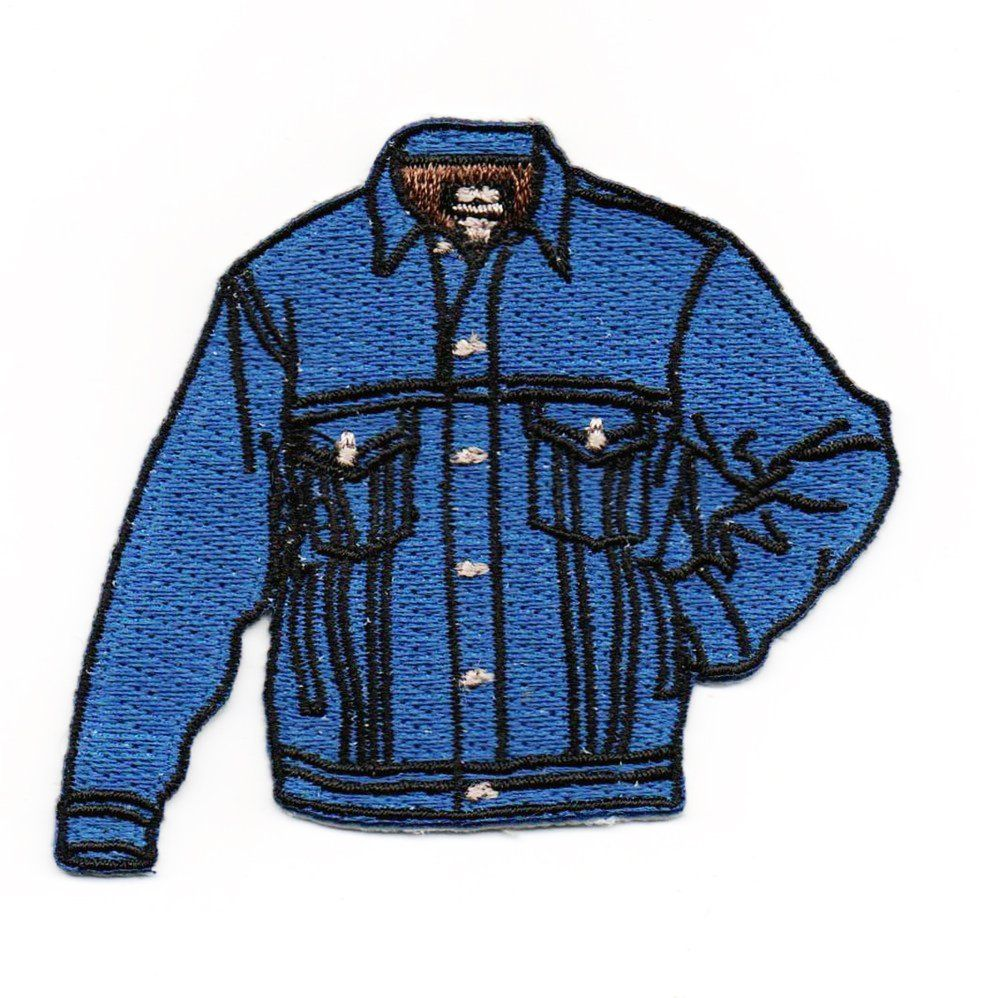 32+ Anime jean jacket patches inspirations