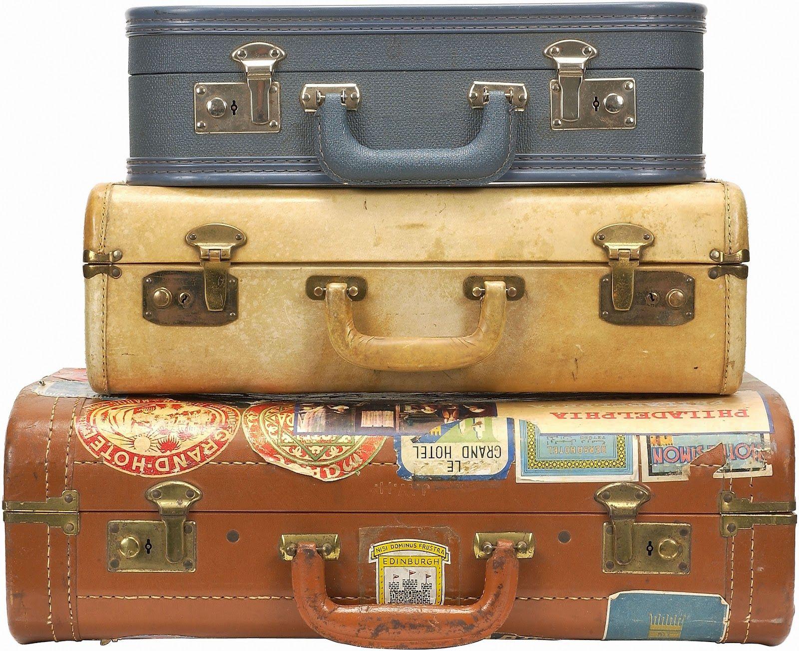 Amanda Luna Photography: Prop Love - Vintage Luggage | Stage ...