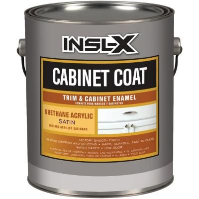 Best Cabinetcoat Insl X 1 Gal White Satin Cabinet Coat 400 x 300