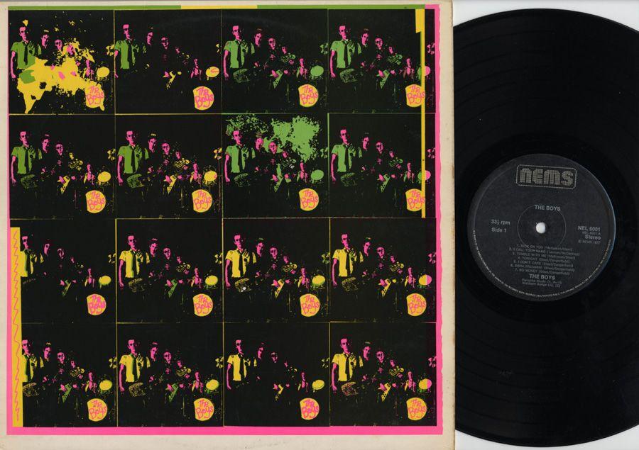 The Boys 1977