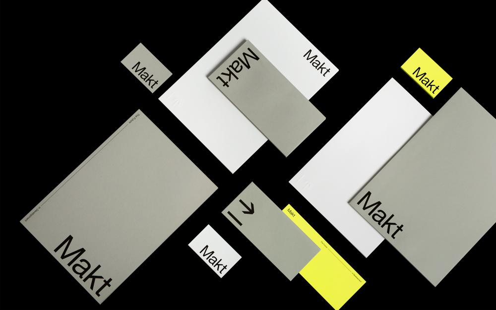 Makt Semiotik Design En 2020 Graphic Layout Artwork