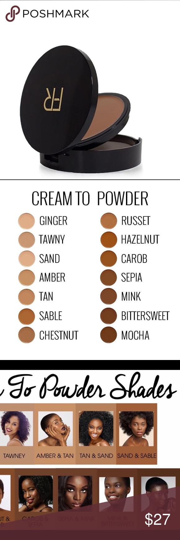 Flori Roberts Sepia Cream To Powder Foundation Boutique