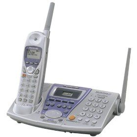 Panasonic KX-TG2730S 2.4 GHz DSS Expandable Cordless Telephones with Answering System Review