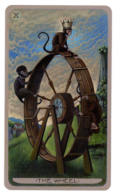 Tarot: Pick A Card, Any Card