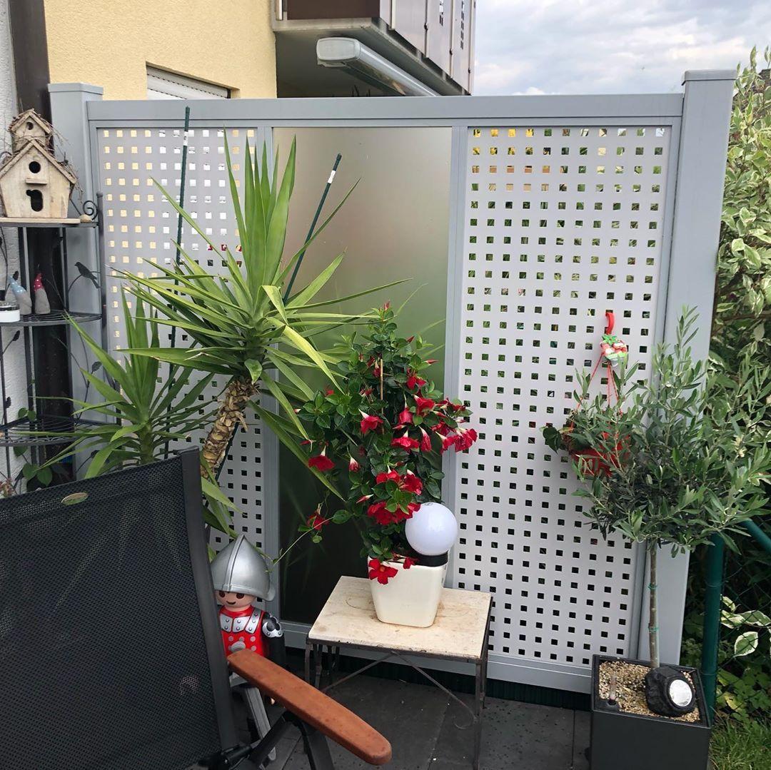 Mit Einem Aluminium Sichtschutz Kann Man Dem Garten Ein Neues Bild Geben Aluminium Aluminiumsichtschutz Sichtschu Gartengestaltung Garten Sichtschutzwande