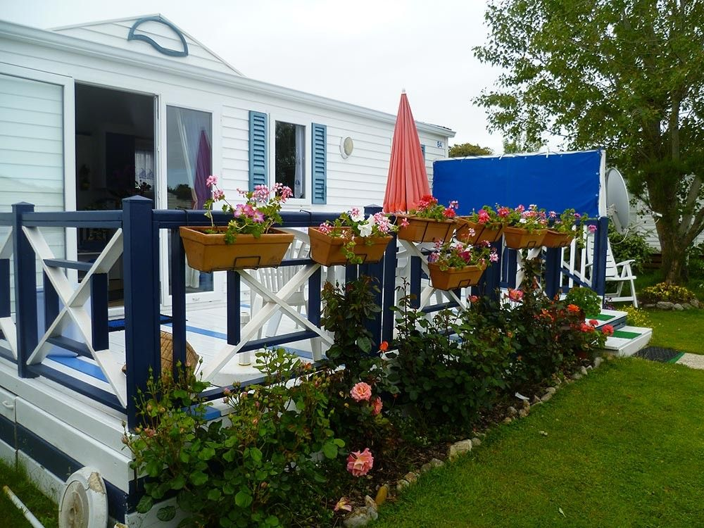 Proprietaire De Mobil Home En Vendee Camping Domaine Residentiel De La Baie De Cayola Location Vente De Mobil Homes