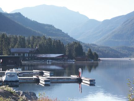 Grand Lake Shadow Mountain Lake Lake Granby Colorado Rivers And