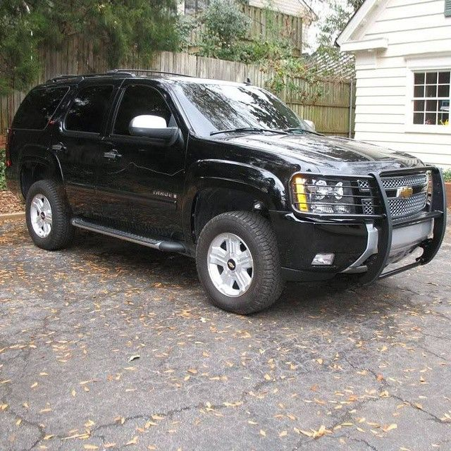 Gm Parts S Photo What S Your Favorite Chevy Tahoe Trim