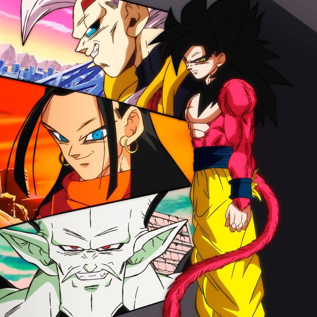 Dragonball On Instagram Gt Characters In Nowdays Style Anime Dragon Ball Super Dragon Ball Gt Anime Dragon Ball