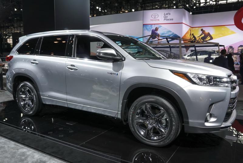 2017 Toyota Highlander Hybrid Redesign, Release Date, Price, Mpg