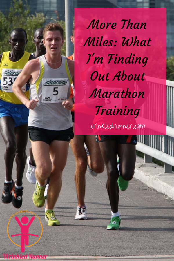 Successful Marathon Training Is More Than Just Running Miles