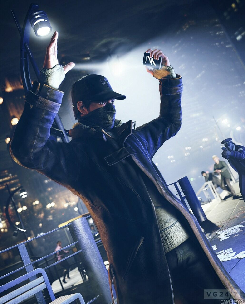 Watch Dogs, Watch Dogs Aiden