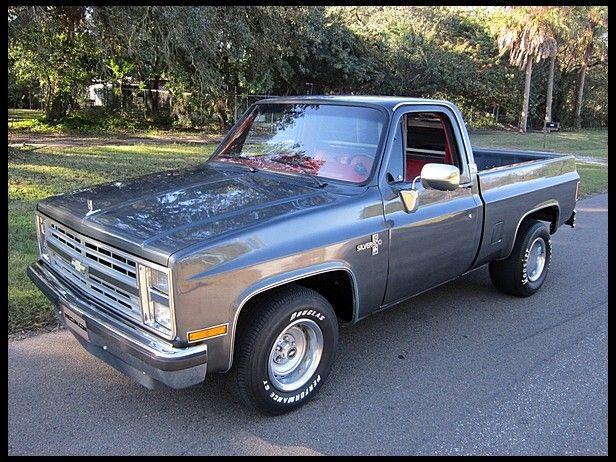 86 Chevy Truck Paint Colors